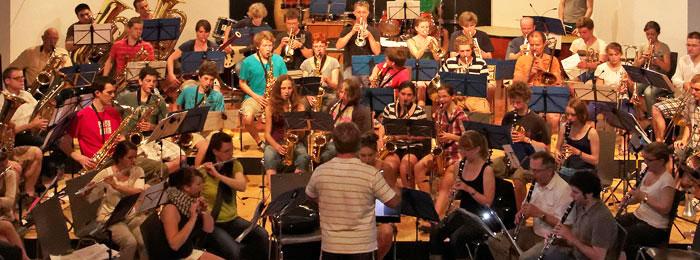 Probe Musikverein Au