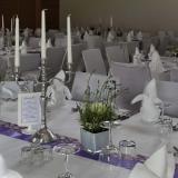 Festlicher Tischschmuck